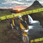 Ремонт передних амортизаторов скутера (новый способ)